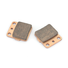 Sintered ATV Rear Brake Pads for Kawasaki