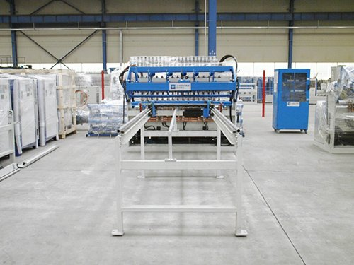 Fence Mesh Welding Machine3