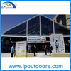 Aluminum Curve Tent For Aircraft Exhibition