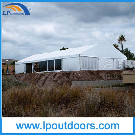 Outdoor High Quality Arcum Shape Party Marquee for Festival Event