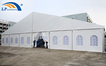 30x35m Outdoor Aluminum Wedding Marquee Tent For Event Let You Have It All