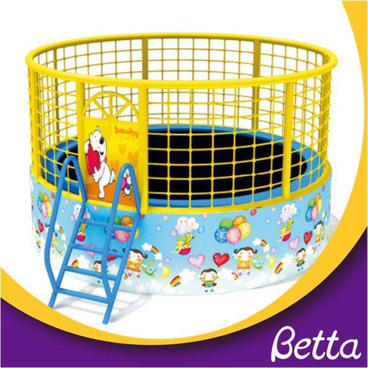Customized Size Indoor Small Trampoline With Stairs Buy