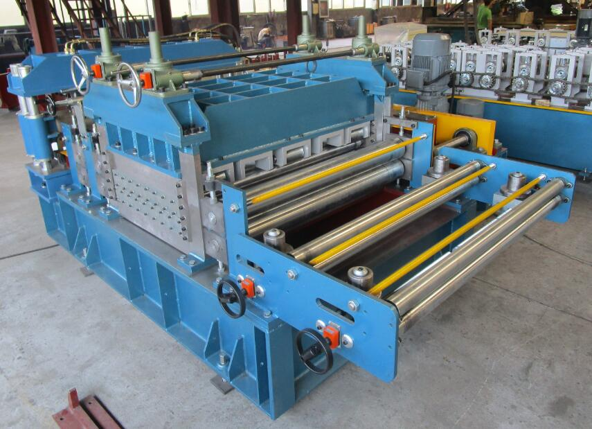 cut to length machine 1