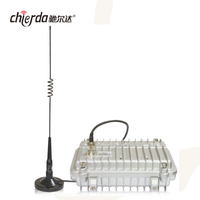 Chierda New Full Duplex walkie talkie repeater UHF VHF Walkie Talkie Base Station Mobile Radio Repeater
