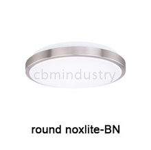 Round Noxlite LED Flush mount Dimmable