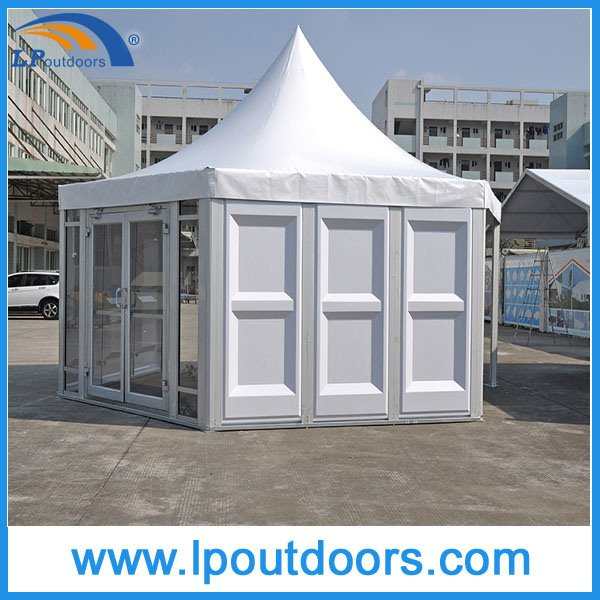 6X6m Outdoor Hexagon Shape Marquee Tent