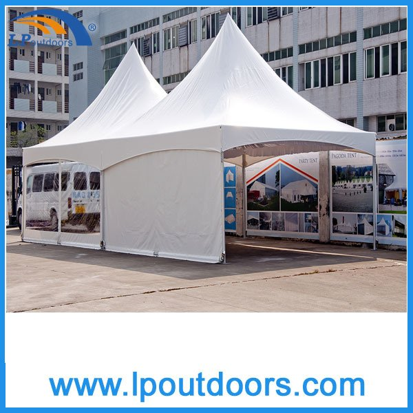 20X40' Outdoor Aluminum Double Peak Tent Spring Top Marquee for Wedding