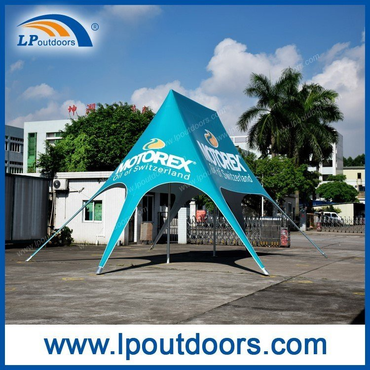 8X12m Outdoor Double Pole Beach Shelter for Promotions
