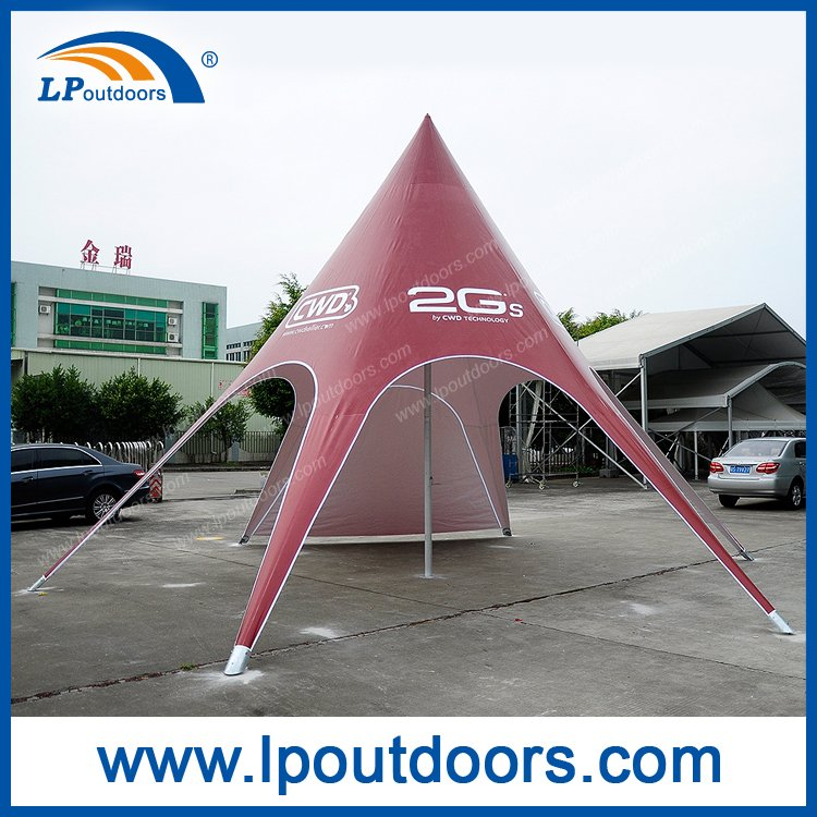 Outdoor Customs Full Printing Canopy For Promotion Display