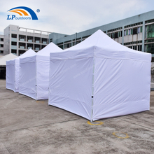 Custom Printed Outdoor 3x3m White Folding Canopy Trade Show Tent