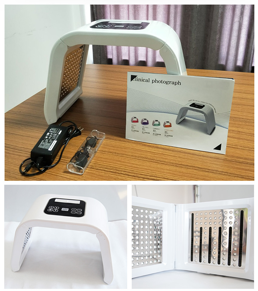 led light therapy machine real picture