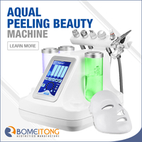 8 in 1 skin spa aqua peeling system facial machine for sale SPA17