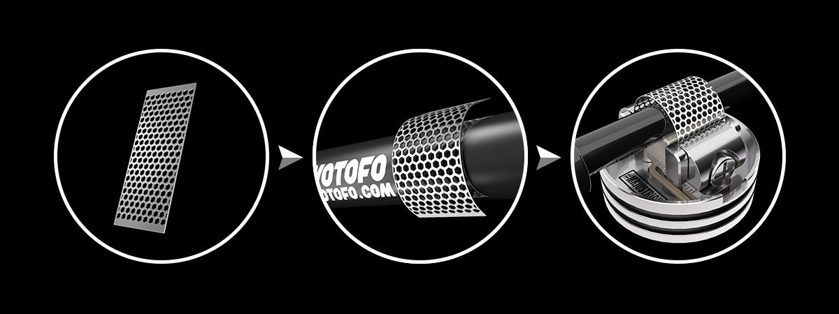 Wotofo Profile RDA Bending Tool