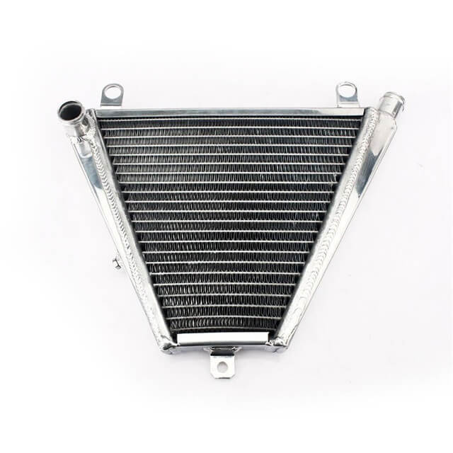 Tarazon High perfermance all Aluminum water cooling Motorcycle Radiators for sale