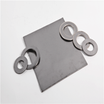 Pure Graphite Gasket Reinforced with Tanged Metal Insert ,Graphite Gasket with Wire Mesh