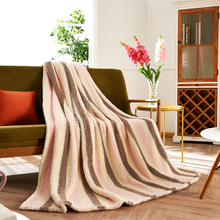 Wholesale Extra-warm Super Soft Sherpa Blanket