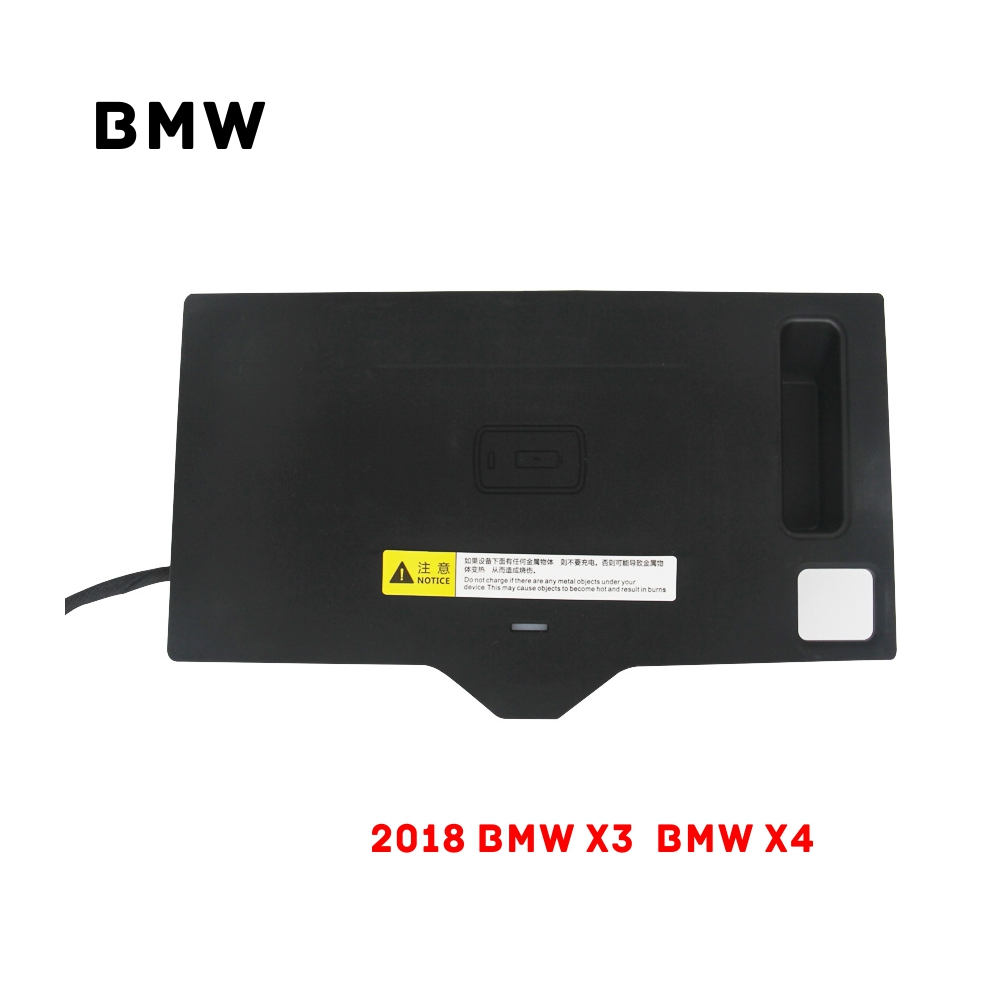 OEM wireless charger for BMW