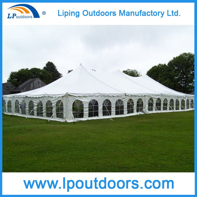 12m or 30' Beautiful Pole Tent For Events