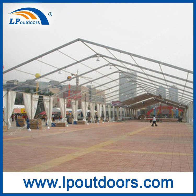 Outdoor Large Clear Span Storage Exhibition Tent for Sale