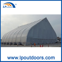 China Manufacture Wholesale Tfs Aircraft Curved Hangar Large Tent