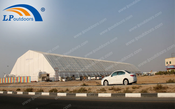 Why They Like Large Polygon Sports Tent For Festival Event In Dubai Project