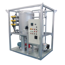 Yuneng ZJB6KY 110KV Power Station High Vacuum Transformer Oil Filtration System