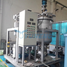 Pollution Free Waste Motor Oil Processing Equipment