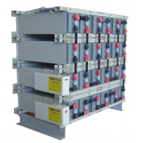 Battery Rack - Longest Lifetime & Best Deep Cycle Performance