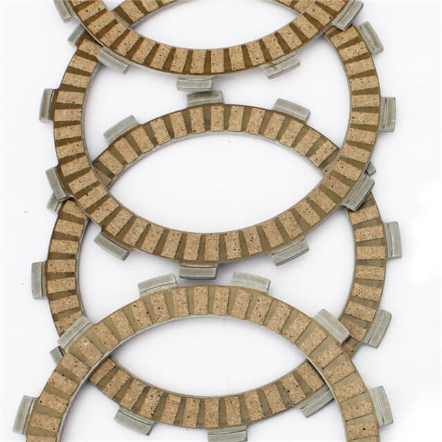 Tarazon Paper Based Material Motorcycle Clutch Friction Plate for HONDA