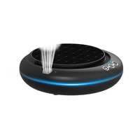 Car air purifier ionizer for removing smoke in the car