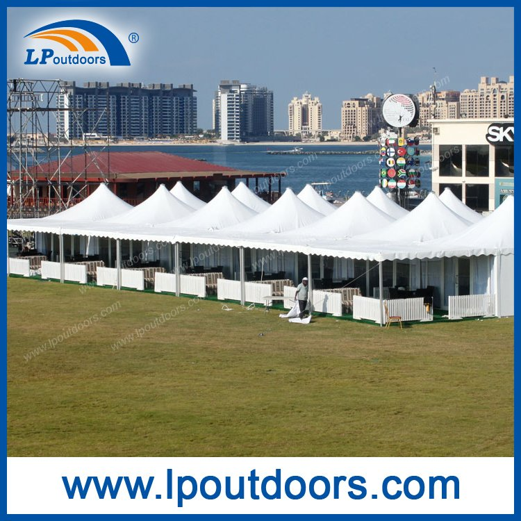 High Peak Pagoda Tent For Banquet Catering