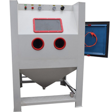 Industrial Siphon Sand Blast Cabinet, Manual Abrasive Blast Cabinet for Sale