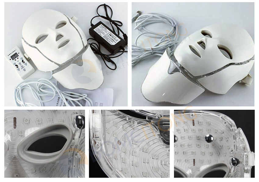 led light therapy mask show details
