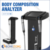 Bioelectrical impedance body composition analysis machine