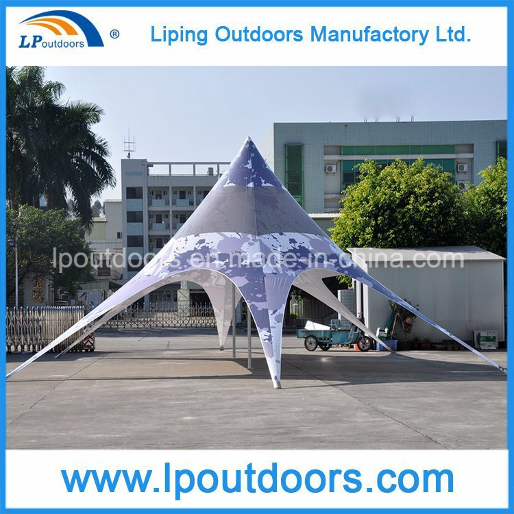 Outdoor Star Shaped Tent for Sale