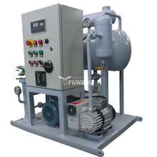 Single Stage Transformer Oil Filtration Machine