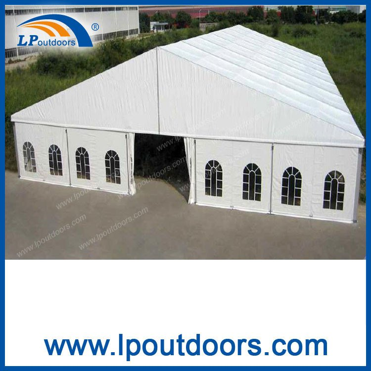 25X50m Outdoor Aluminum Wedding Tent for 1000 People Catering