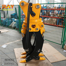 RHG10 model grab Wood grapple