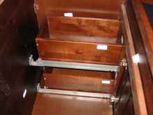 Undermounted Concealed Soft Closing Drawer Glide
