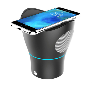 Why Bluetooth speaker with magnetic wireless charger is so popular?