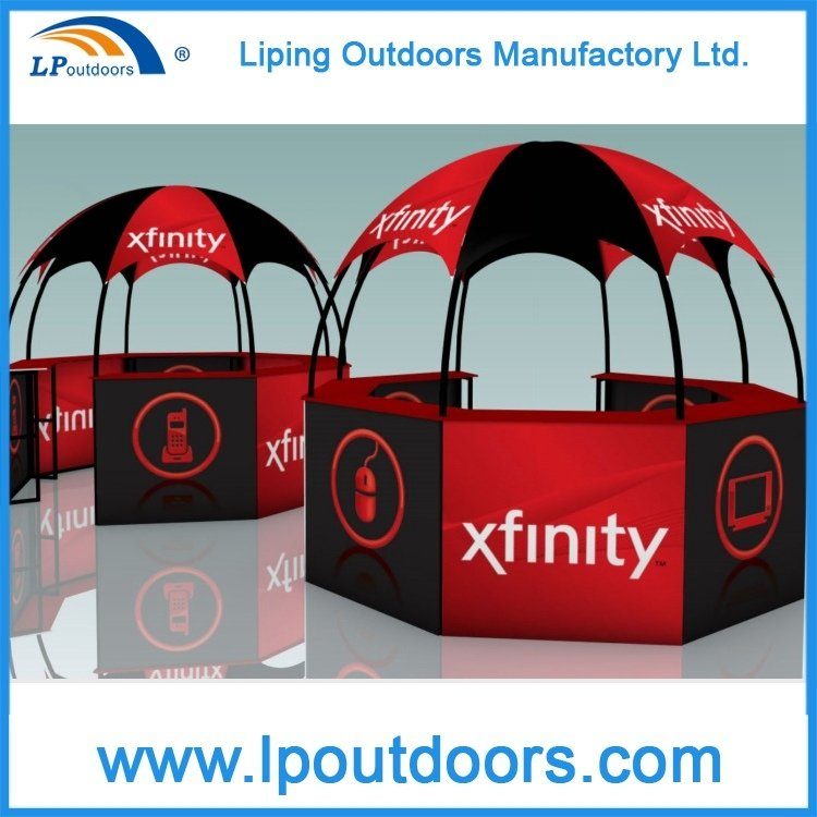 Multifunctional Trade Show Display Dome Tent Promo Dome Kiosk