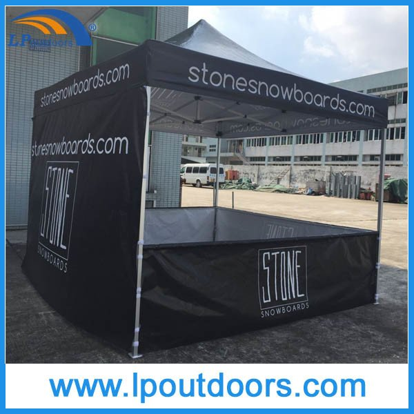 10X10' Best Quality Outdoor Aluminum Folding Canopy Ez up Tent for Promotions