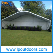 Luxury Wedding Curved Tent For Outdoor Event