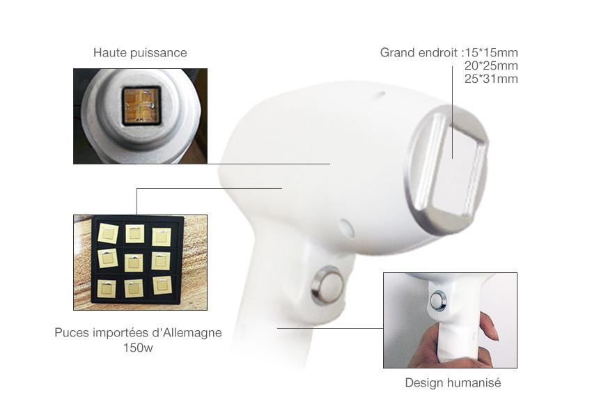 appareil d epilation definitive vendre bm16 acheter appareil d epilation definitive produit. Black Bedroom Furniture Sets. Home Design Ideas