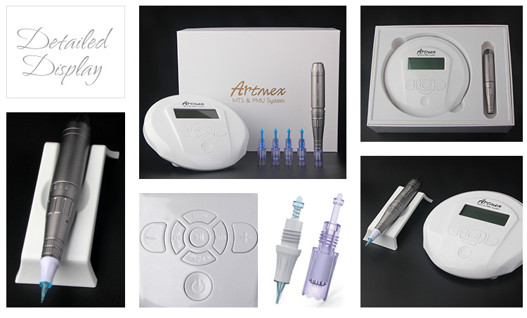 permanent makeup machine kit details