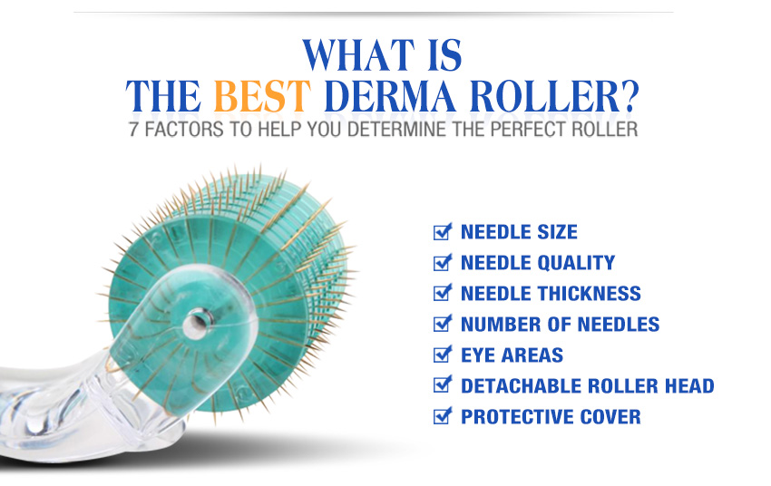micro needle derma roller advantages