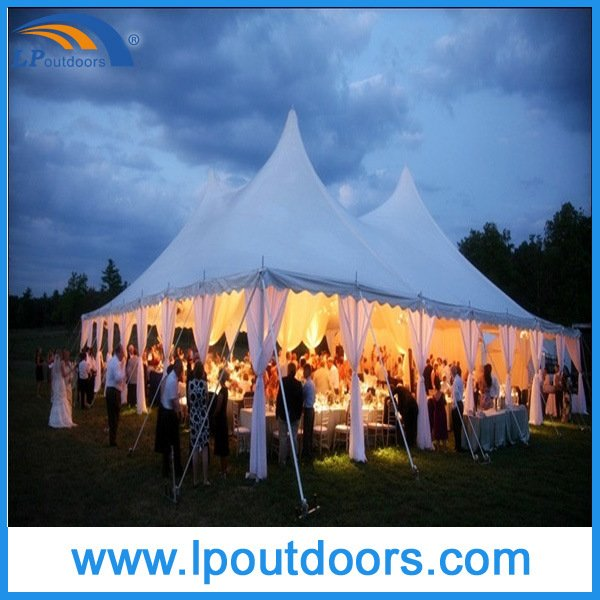 Outdoor High Peak Tent For Wedding Party Event