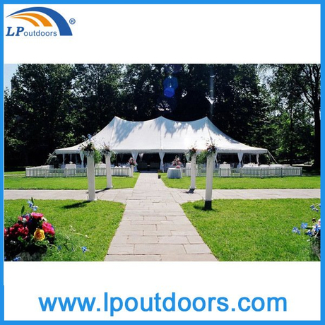 Outdoor Cheap Steel Wedding Marquee Small Circus Tent