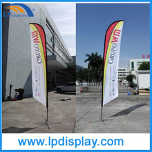Promotional Feather Flying Banners Advertising Flag and Banners