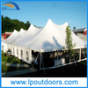 40ft X60ft White PVC Plain Walls and Windows Pegs and Pole Tent